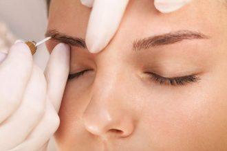 Makijaż Permanentny Brwi Metoda Piórkowa
